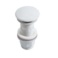 Piletta tonda click clack in ceramica