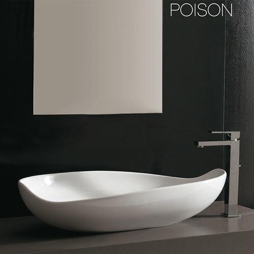 Lavabo da appoggio Poison 75